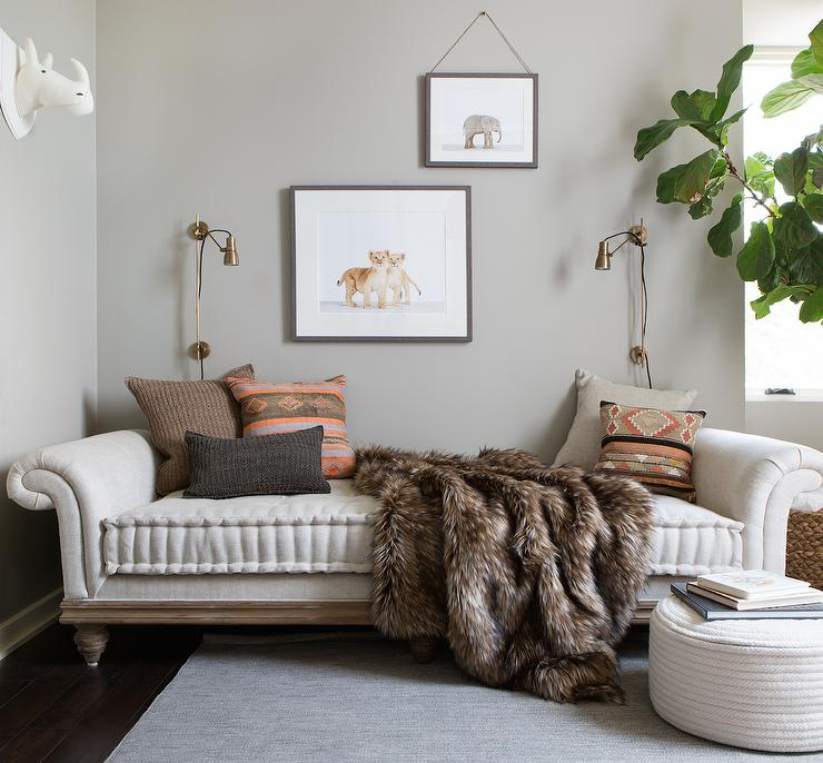 quick fix design: 5 easy ways to refresh your plain beige sofa Couch Throw Ideas